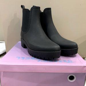 Jeffrey Campbell Hydra rain boots